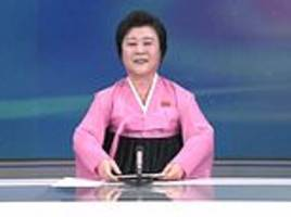 north korea's 'pink lady' tv anchor, 75, set to be replaced by more youthful hosts