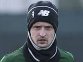 celtic striker leigh griffiths still keen to play for scotland