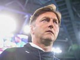 ralph hasenhuttl to become new southampton manager after agreeing three-year deal