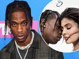 kylie jenner's boyfriend travis scott hits out at trolls for 'trying to destroy true love' in a rant