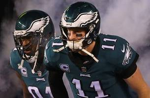 are the eagles struggles due to a super bowl hangover? marcellus wiley and deangelo hall weigh in