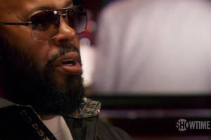 suge knight is hit with the biggie question in trailer for antoine fuqua's showtime documentary (video)