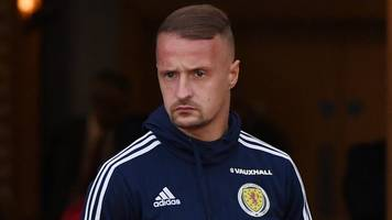 leigh griffiths: celtic striker targets scotland's euro 2020 qualifiers