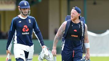 ben stokes & alex hales face disciplinary hearing this week