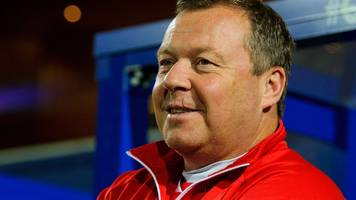wally downes: afc wimbledon appoint former brentford boss as manager
