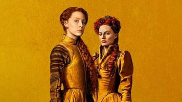 long live the big-screen queens: the draw of this 16th century rivalry