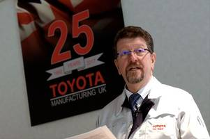 No-deal Brexit will cost Derbyshire's Toyota factory 'millions', top boss warns
