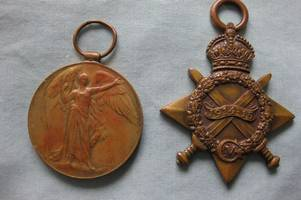 these first world war medals have been returned to a family - with a little help from canada and the lincolnshire echo