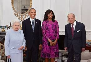 Michelle Obama says Queen told her that royal protocol is 'rubbish'