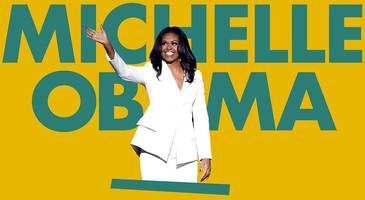 michelle obama: what's behind the former first lady's appeal?