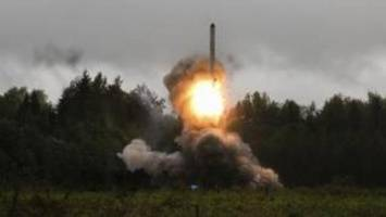 Nato accuses Russia of breaking nuclear missile treaty