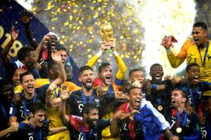 how much tottenham, chelsea and arsenal received in player fees from world cup 2018