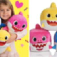'Singing' Baby Shark soft toy arrives just in time for Christmas#source%3Dgooglier%2Ecom#https%3A%2F%2Fgooglier%2Ecom%2Fpage%2F%2F10000