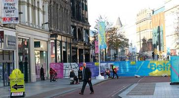 security at primark cordon costing belfast council nearly £300k