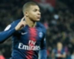 mbappe similar to henry, will be like ronaldo in the future – djorkaeff