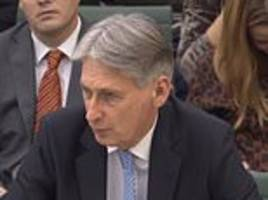 getting dover ready for a no deal brexit would take more than two years, philip hammond