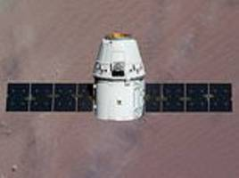 Is SpaceX contaminating the International Space Station?