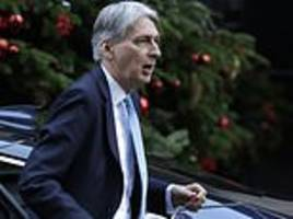 Philip Hammond set to unlock £2billion in no deal Brexit funds