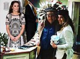 kate middleton's favourite boho designer alice temperley is accused of cultural appropriation