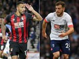 £400,000 for the Premier League's No 1 creator… the Bournemouth bargains firing them towards Europe