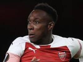 arsenal poised to let danny welbeck leave on a free transfer next summer