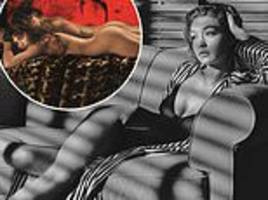 gigi hadid dazzles as she poses alongside nude laetitia casta in the 2019 pirelli calendar