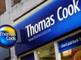 thomas cook chairman snapped up 373,000 shares for under 21.5p each – a day before price soared 50pc