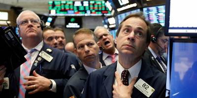 Global stocks plunge lower after Trump trade war jitters sparks US bloodbath