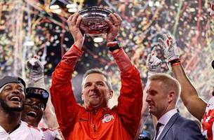 nick wright: ohio state is losing a mount rushmore coach of the modern era