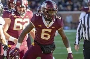 Gophers receiver Tyler Johnson named to AP All-Big Ten first team