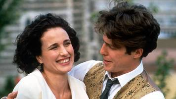 four weddings stars to reunite for red nose day 2019