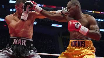 Adonis Stevenson: Canadian suffers 'severe traumatic brain injury' after knockout