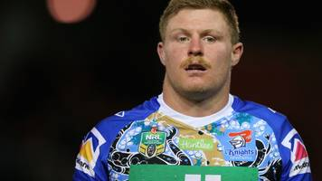 Luke Yates: London Broncos sign Newcastle Knights forward