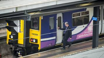 northern: rmt rail strikes to continue after talks collapse