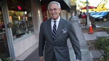 Roger Stone Invokes Fifth Amendment In Senate Committee's Russia Probe