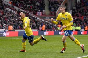 leeds united star set for shock departure; norwich city agree transfer fee; aston villa linked with goalkeeper
