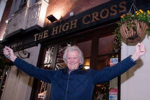 what happened when we sat down to talk brexit with wetherspoon's boss tim martin in the high cross