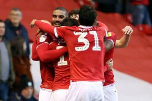 eighteen passes, 11 players involved - watch nottingham forest score brilliant team goal
