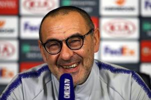 Chelsea boss Maurizio Sarri has paid Wolves the ultimate compliment