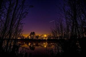 don't miss the spectacular shooting stars during the geminid meteor shower