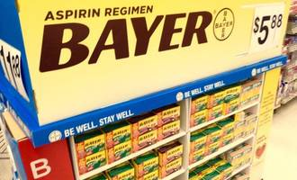 lower drug sales potential at bayer underscores the need for deals