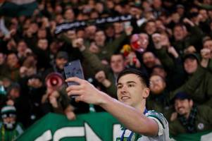 kieran tierney reveals celtic are so hungry for success he couldn't even have a chinese to celebrate cup glory