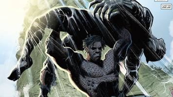 killmonger #1 is a victory for black panther's biggest villain