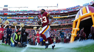 DeAngelo Hall: On Vick's Falcons, Why the Old Guys Don't Last Anymore, and His Post-Retirement Plans to Do It All