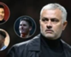 Why does Mourinho hate Man Utd's young players so much?