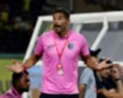 isl 2018-19: david james - tackles put in by pune city players disgraceful