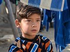 afghan 'little messi' forced to flee as taliban warn 'they will cut him into pieces'