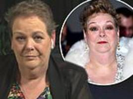i'm a celebrity: fans stunned by anne hegerty's weight loss as she reveals she boycotted eating rice
