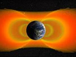 earth was formed from chunks of rock being blown together in the early years of the solar system