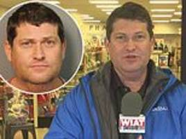 former award-winning alabama meteorologist charged with domestic violence